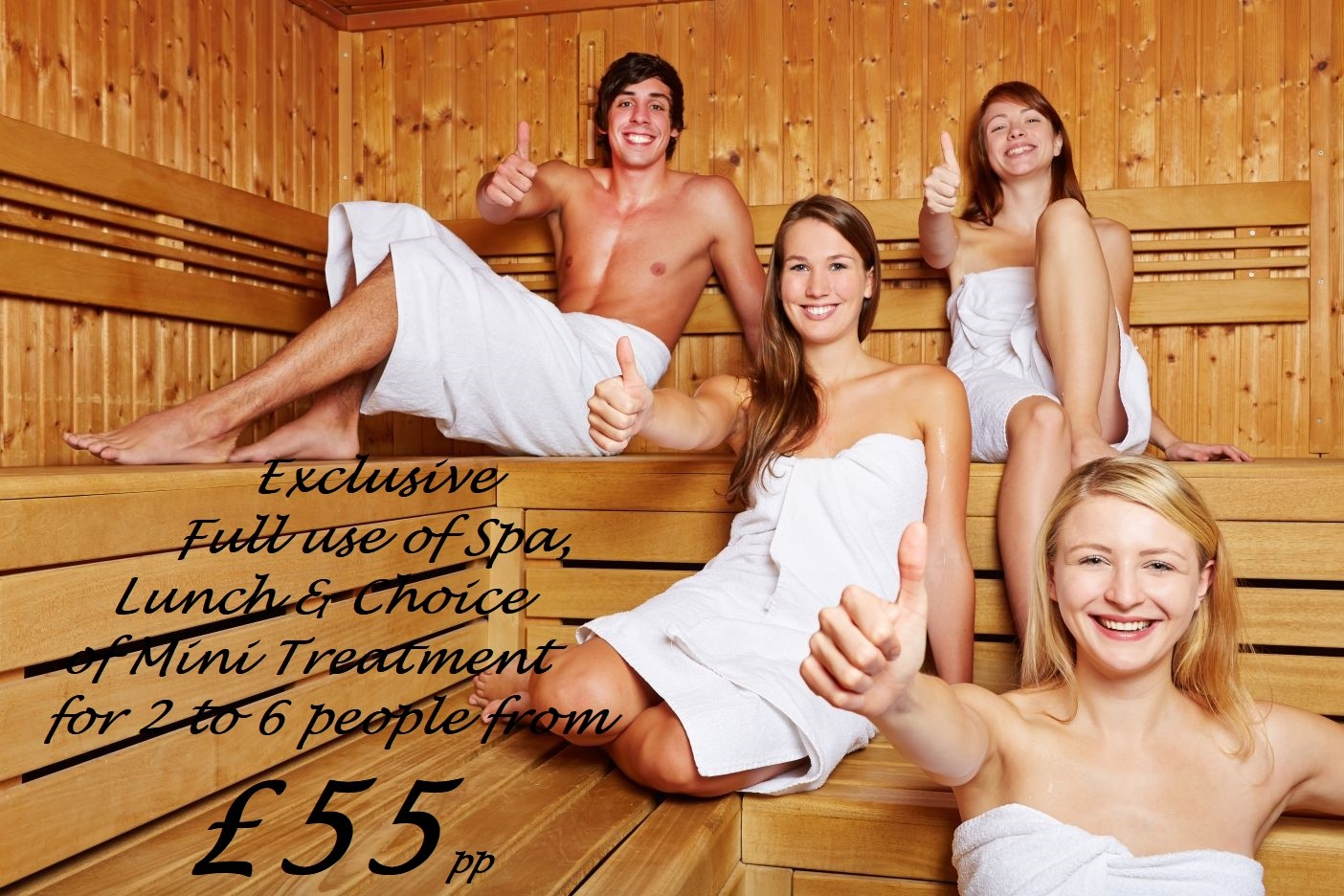 Spa Packages Cambridge